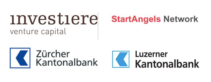Bluetector Investors ZKB LUKB Investiere StartAngels