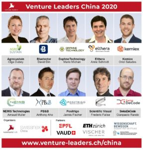 Venture Leaders China 2020 - Bluetector